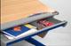 Выдвижной ящик под всей столешницей стола Moll